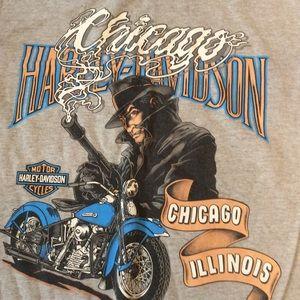Harley Davidson shirt Chicago